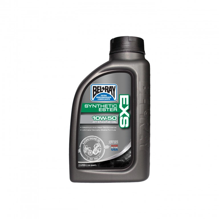 Motorový olej EXS FULL SYNTHETIC ESTER 4T 10W-50