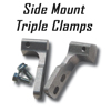 Triple-Clamp mount system (side mount) 1055-02